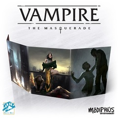 Vampire: The Masquerade Storyteller Screen