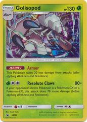 Golisopod - SM52 - SM Black Star Promo on Channel Fireball