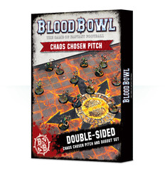 Blood Bowl: Chaos Pitch & Dugouts