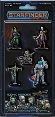 Starfinder RPG Miniatures: Iconic Heroes Set #2