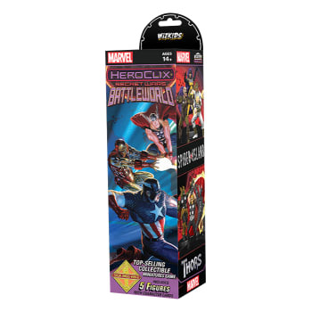 Marvel HeroClix: Secret Wars Battleworld Booster Pack