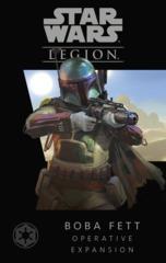 (18) Legion – Boba Fett Operative Expansion