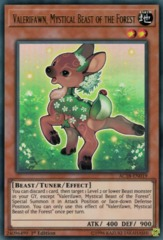 Valerifawn, Mystical Beast of the Forest - AC18-EN019 - Ultra Rare - 1st Edition