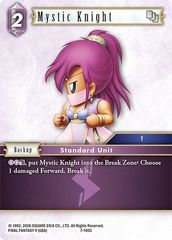 Mystic Knight - 7-100C