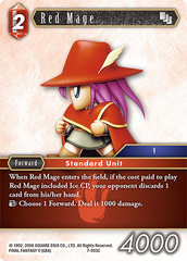 Red Mage - 7-003C