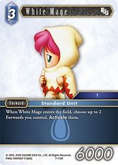 White Mage - 7-112R