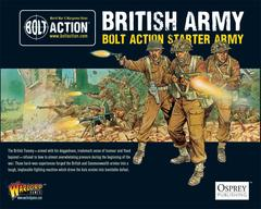 British Army starter army