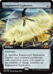 Engineered Explosives - Foil on Channel Fireball