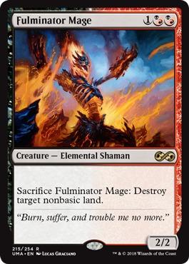 Fulminator Mage - Foil