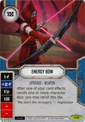 Energy Bow