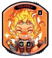 Ultra Pro - Relic Tokens: Lineage Collection - Chibi Chandra