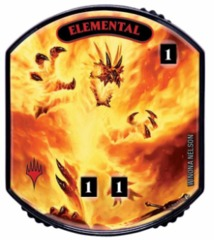 Ultra Pro - Relic Tokens: Lineage Collection - Elemental - Foil