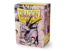 Dragon Shield Standard Sleeves Lilac Matte 100ct