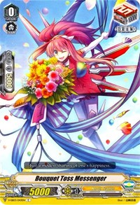 Bouquet Toss Messenger - V-EB03/043 - C