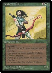 Elvish Archers - French