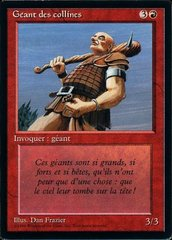 Hill Giant - French