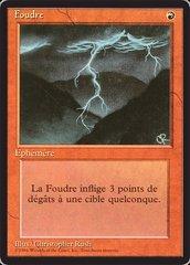 Lightning Bolt - French