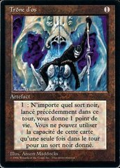 Throne of Bone - French