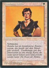 Benalish Hero - German
