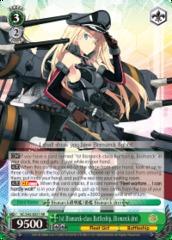 1st Bismarck-class Battleship, Bismarck drei - KC/S42-E031 - RR