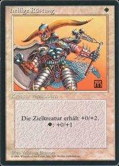Holy Armor - German