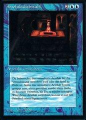 Steal Artifact - German