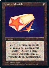 Celestial Prism - Italian