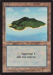 Island (Green) - Italian