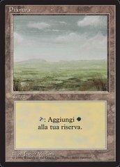 Plains (No Mountains) - Italian