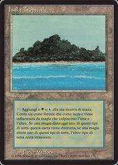 Tropical Island - Italian