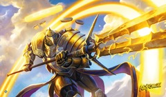 Keyforge - Raiding Knight Playmat