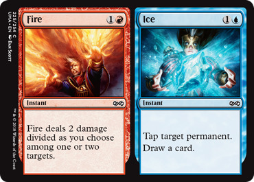 Fire // Ice