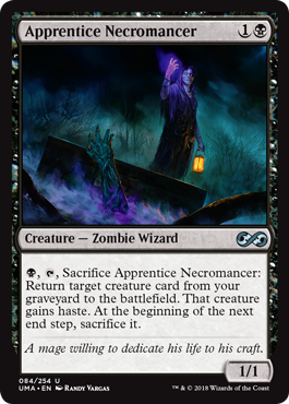 Apprentice Necromancer