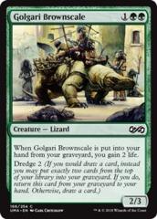 Golgari Brownscale