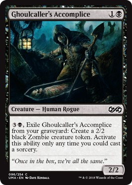Ghoulcallers Accomplice - Foil
