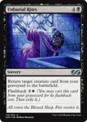 Unburial Rites - Foil
