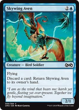 Skywing Aven - Foil