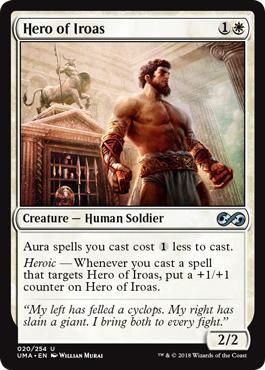 Hero of Iroas - Foil