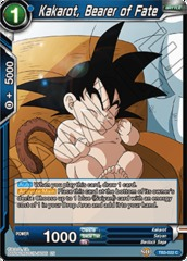 Kakarot, Bearer of Fate - TB3-022 - C - Foil