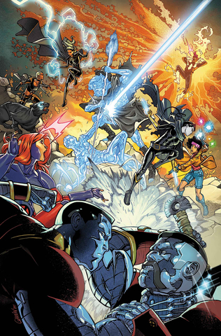 Uncanny X-Men Winters End #1 (STL108991)