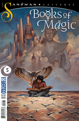Books Of Magic #5 (Mr) (STL109349)
