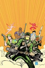 G.I. Joe: Sierra Muerte #1 (Cover A - Fiffe)
