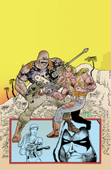 G.I. Joe: Sierra Muerte #1 (Cover B - Fiffe)