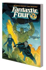 Fantastic Four Tp Vol 01 Fourever (STL108398)