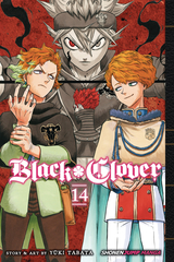 Black Clover Gn Vol 14 (STL104634)