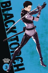 Black Torch Gn Vol 03 (STL104635)