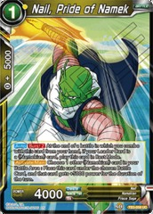 Nail, Pride of Namek - TB3-058 - UC - Foil