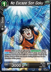 No Escape Son Goku - TB3-065 - C - Foil