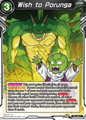 Wish to Porunga - TB3-068 - C - Foil