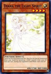 Diana the Light Spirit - SOFU-EN027 - Common - Unlimited Edition